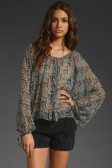 Winter Kate Pushpa Blouse - Lyst