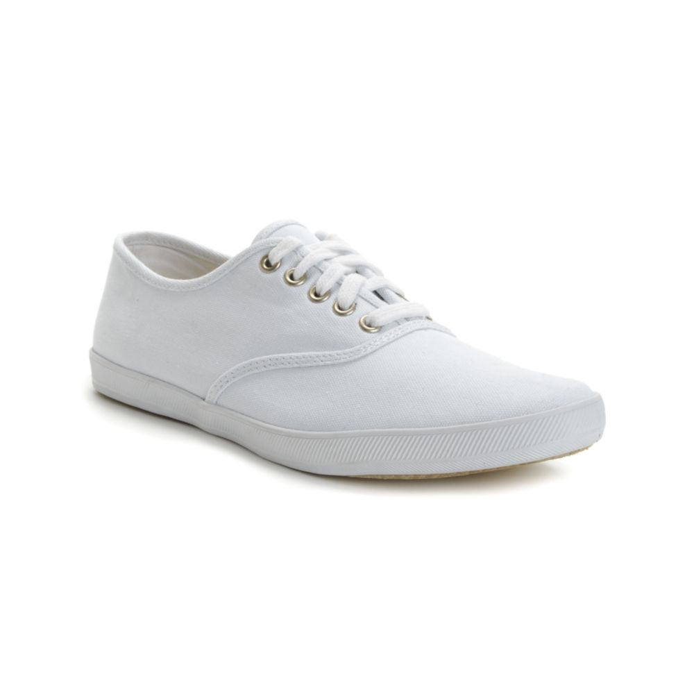 90222ef9c6a Lyst - Keds Champion Canvas Original Sneakers in White for Men