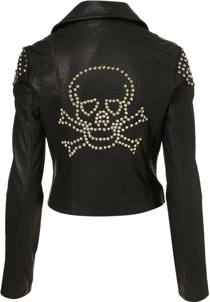 Faux Womens Leather Jackets
