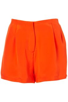 Topshop Tuck Front Shorts By Boutique - Lyst