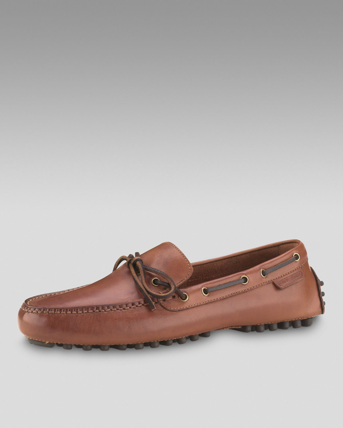 ae81b4adf03 Cole Haan Air Grant Moccasin in Brown for Men - Lyst
