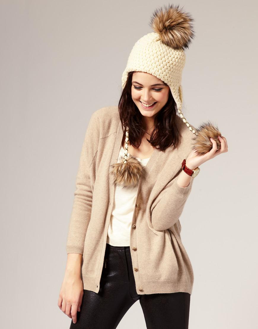 Ня картинки - зимние шапки для девушек 2011 - Няшки