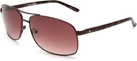 Converse Backstage Mens Roadie Sunglasses in Brown for Men (brown frame/brown gradient lens) - Lyst