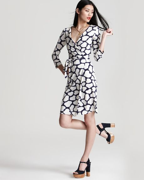 Wrap Dress Dvf it smelled likean hour just