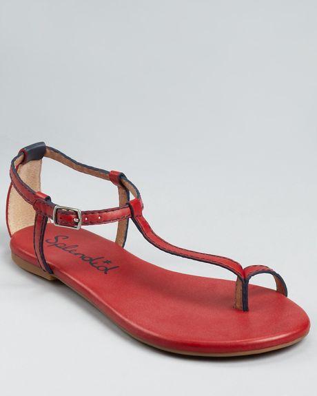 Splendid Sandals Morocco Toe Ring In Beige Riverrock Grey