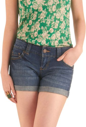 ModCloth As Seasons Change Shorts - Lyst