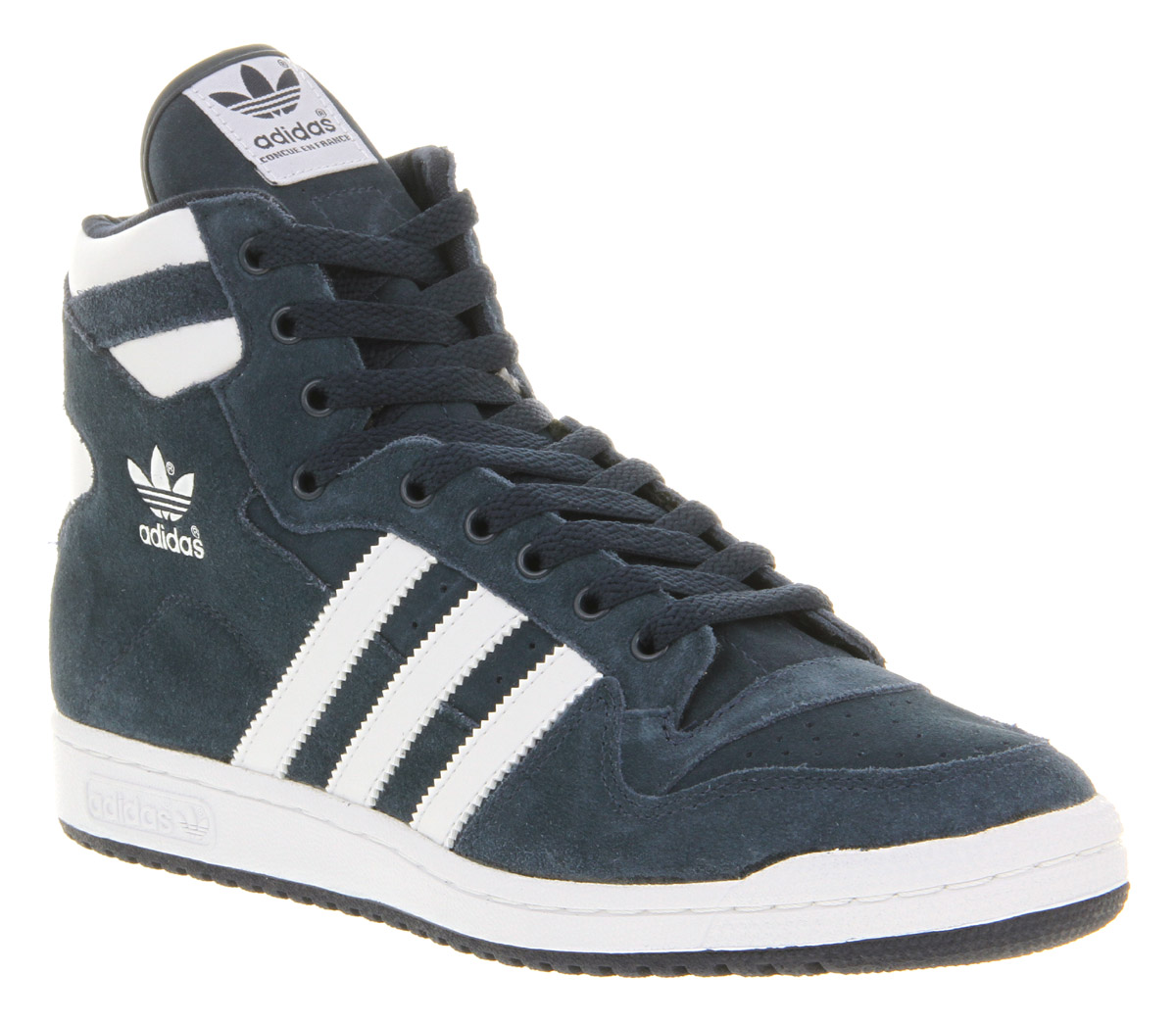 best cheap eaa95 5c4cc Lyst - adidas Decade Hi Og Dk Indigowht in Blue for Men