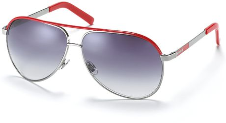 Gucci Gold Sunglasses Men Men Gold White Gucci