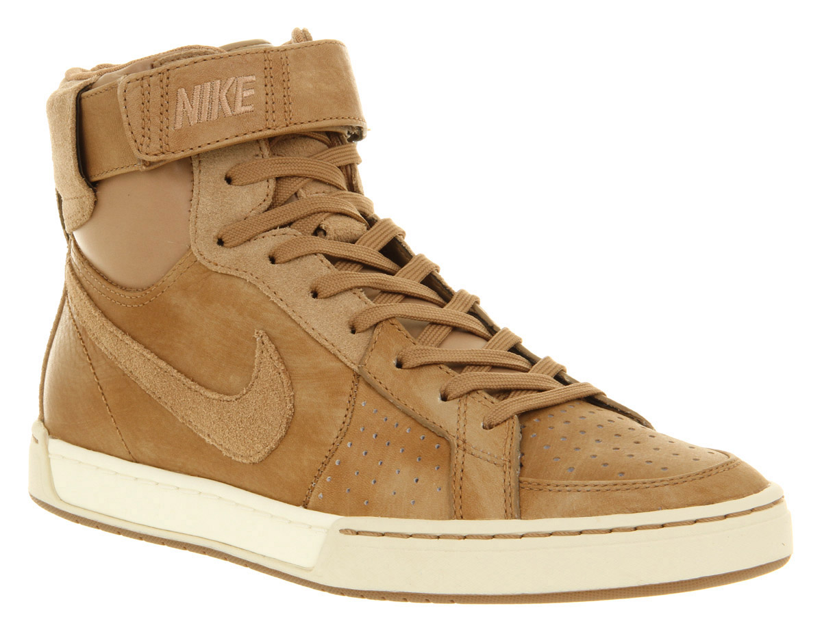 new product 374e0 46ec0 Lyst - Nike Air Flytop P Shaleshale in Brown for Men