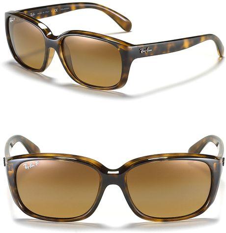 017e0c7bf3 Ray Ban Highstreet Oversized Polarized Sunglasses « Heritage Malta