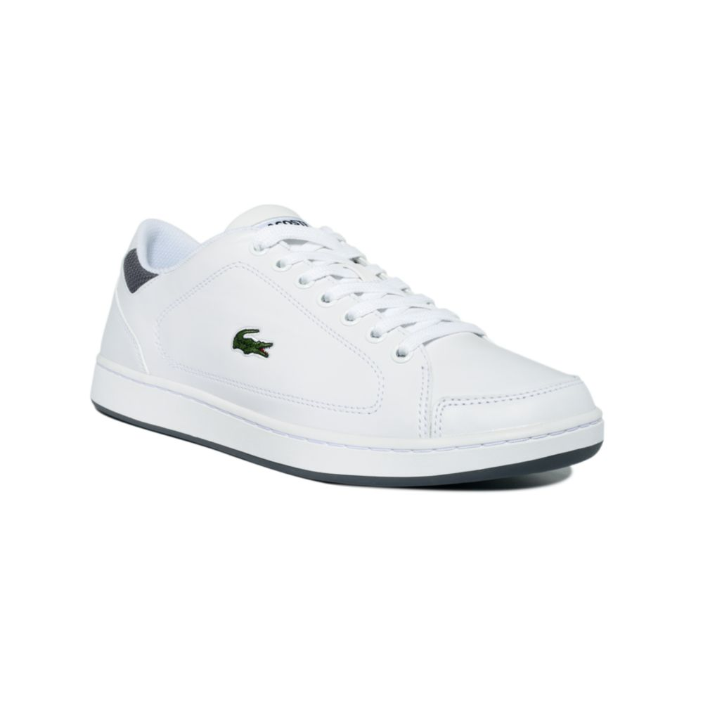 4d4babf0be150 Lyst - Lacoste Nistos Sneakers in White for Men