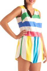 ModCloth Relay Race Champ Romper