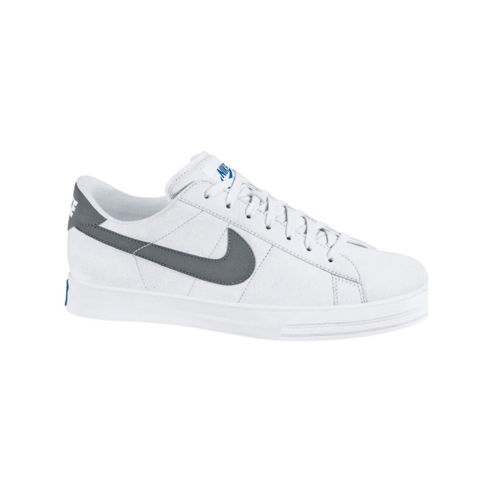 Lyst - Nike Sweet Classic Leather Sneakers in White for Men 22cc05e30