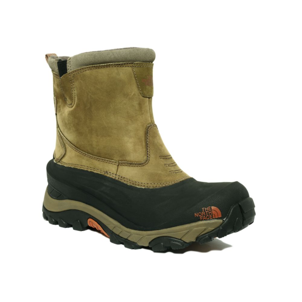 the arctic pull on ii waterproof boots in brown