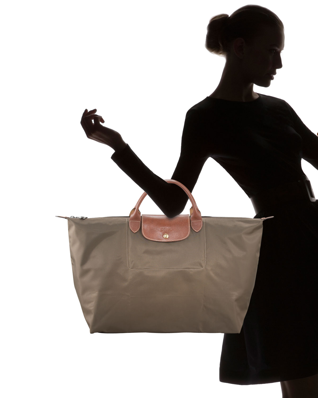 f0bd708bd741 Longchamp Medium Travel Bag Black | Building Materials Bargain Center