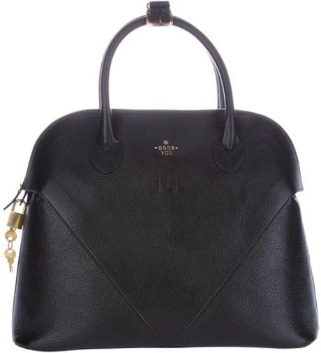 Golden Goose Deluxe Brand Tote Bag in Black