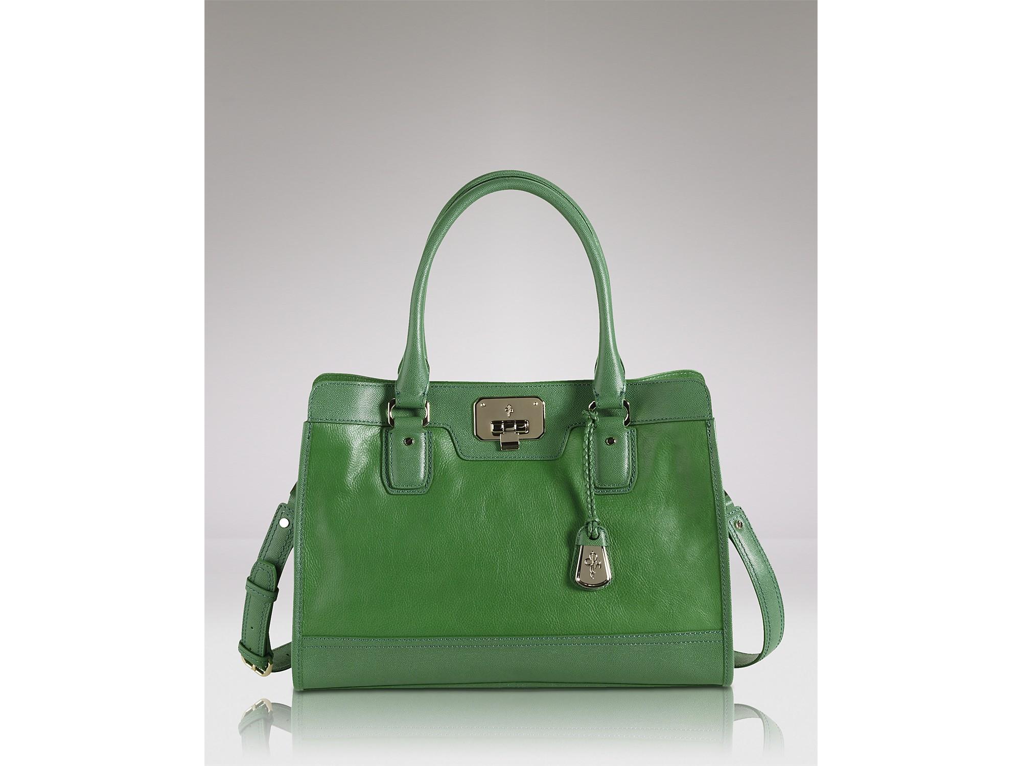 336435b9dcb Lyst - Cole Haan Handbag Vintage Valise in Red