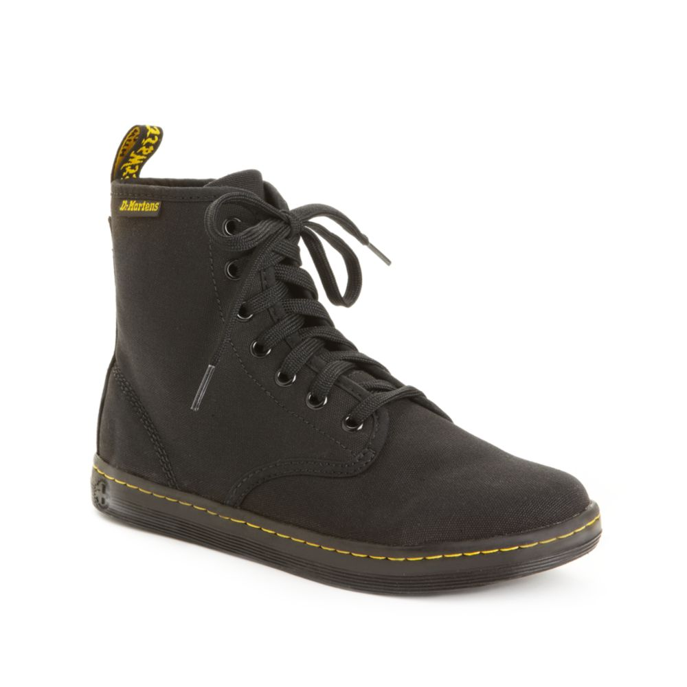 Doc Marten Women S Hightop Leather Shoes