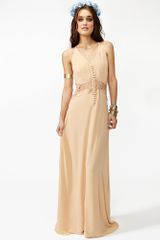 Nasty Gal Siobhan Maxi Dress
