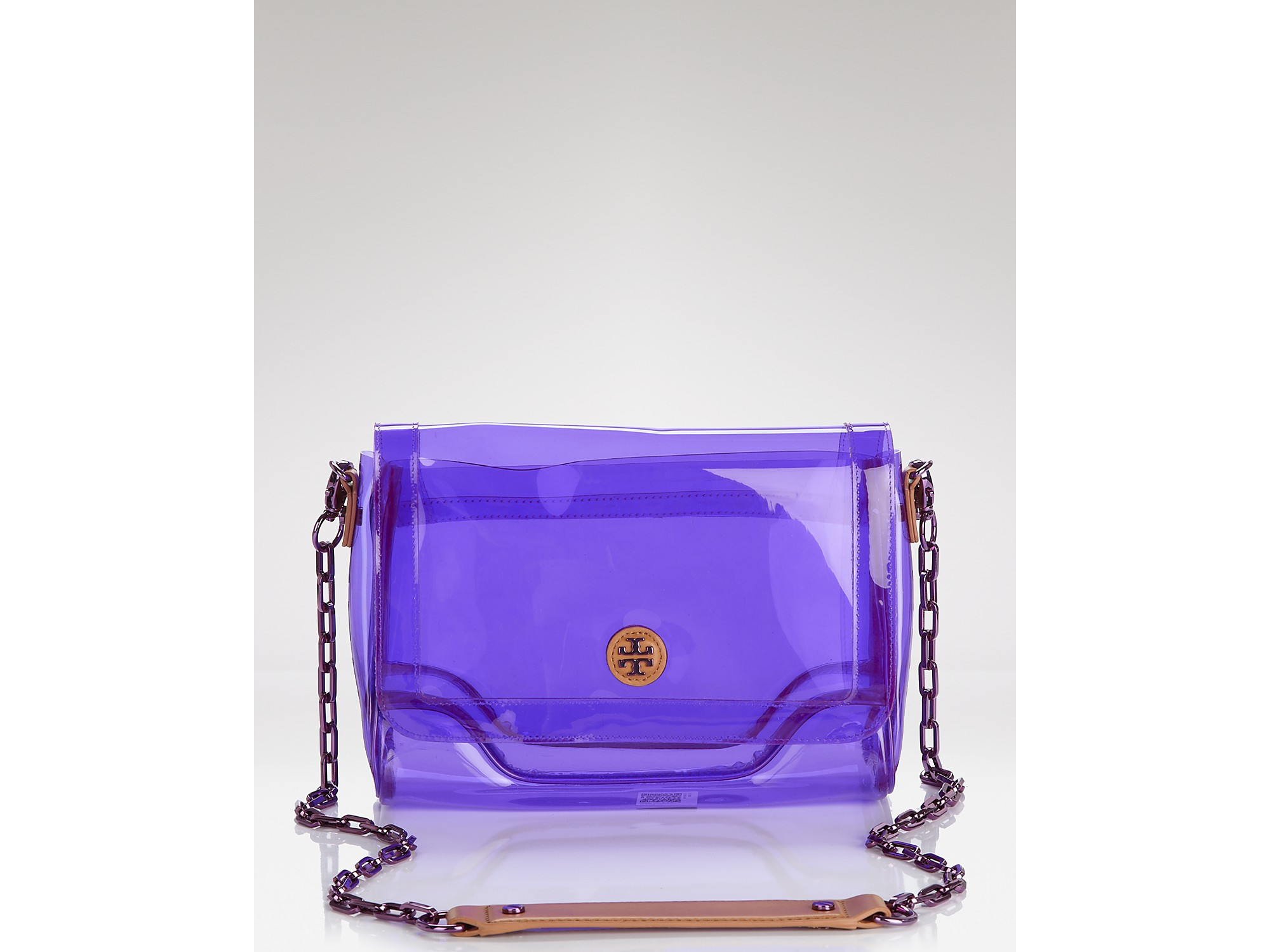 e6a9f637764 Lyst - Tory Burch Crossbody Jesse Orchid Purple in Purple