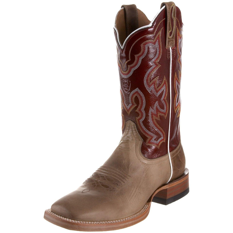 Ariat Ariat Mens Nitro Western Boot In Brown For Men