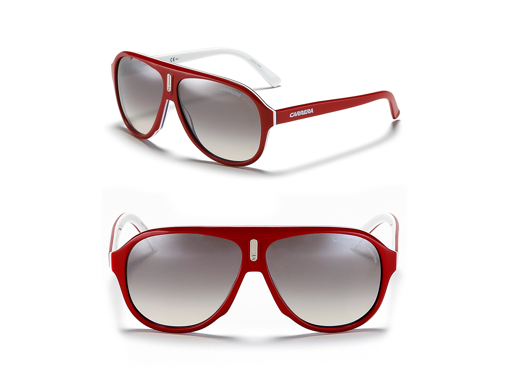 d1bdbc828f9 Mens Red Aviator Sunglasses