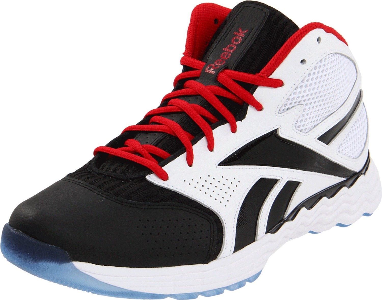 Reebok Reebok Mens Thermalvibe 15 Basketball Shoe in Black ...