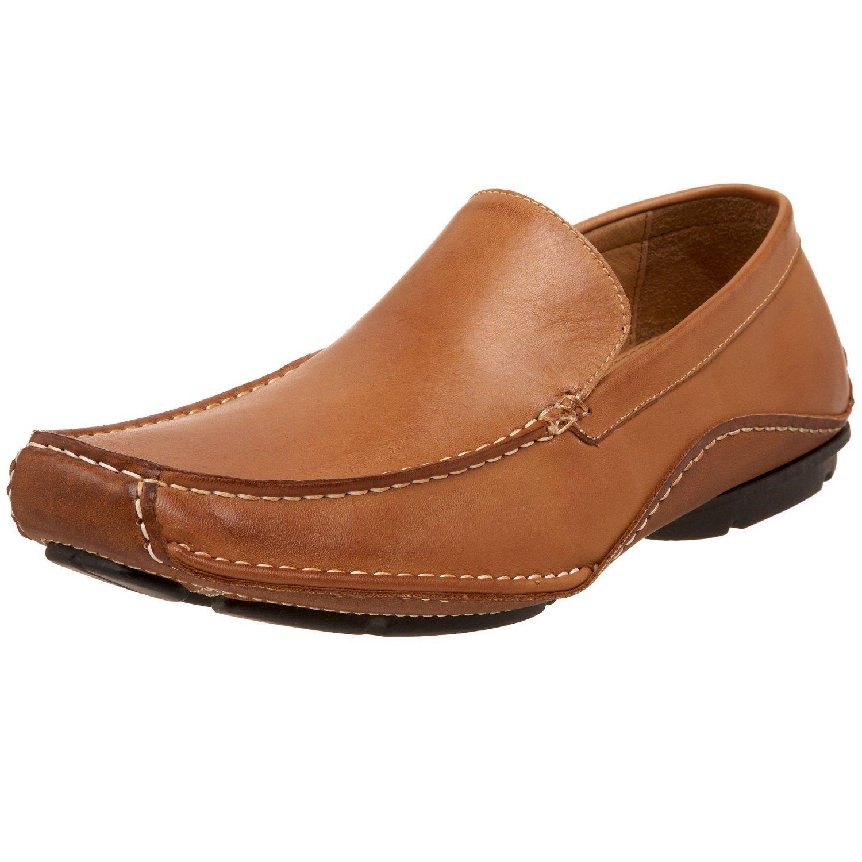 steve madden steve madden mens novo driving shoe in brown