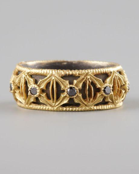 David Yurman Quatrefoil Ring With Diamonds Sizing