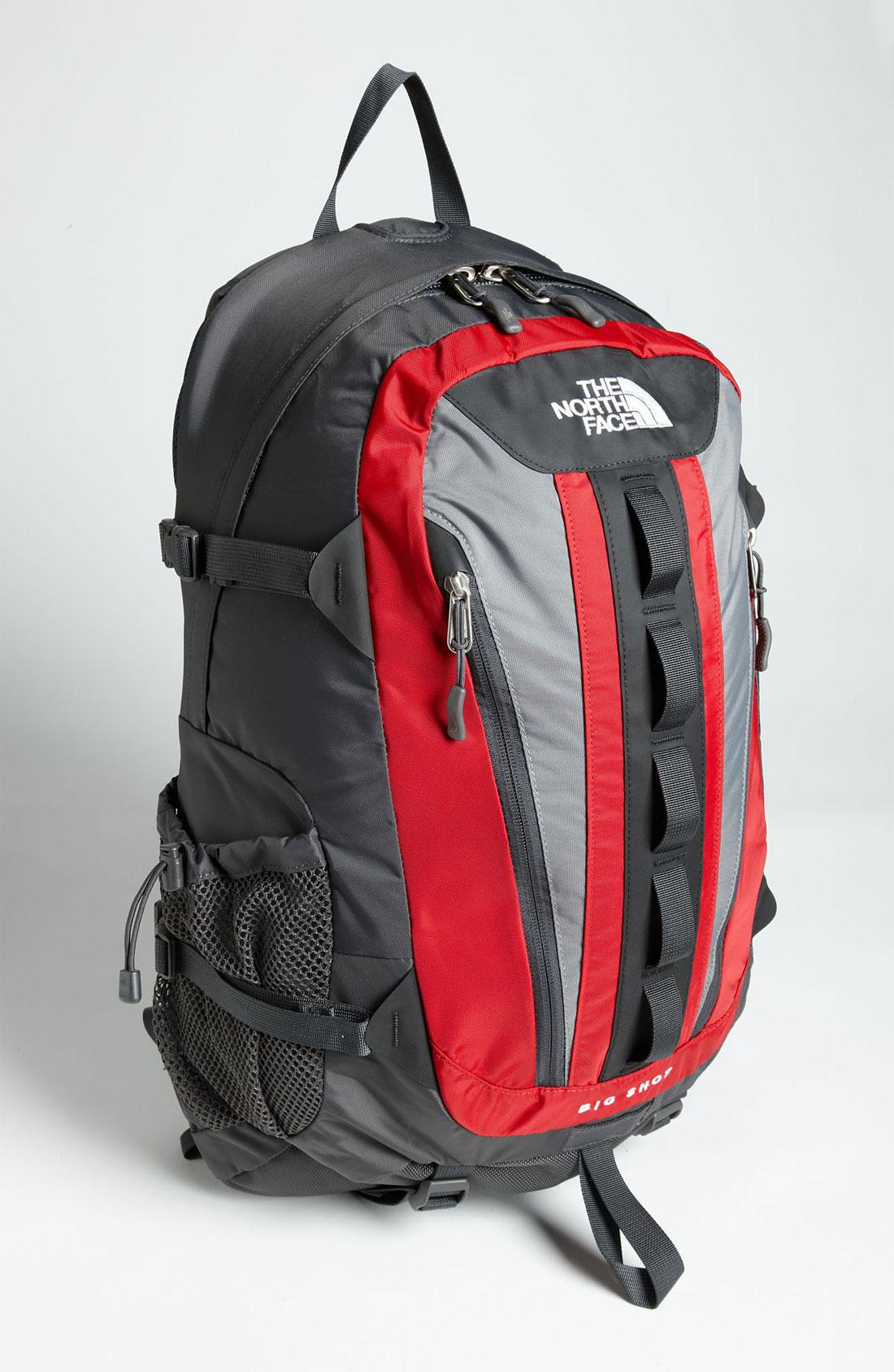 e3ea1fb5f The North Face Unisex Hot Shot Black Laptop Backpack - CEAGESP