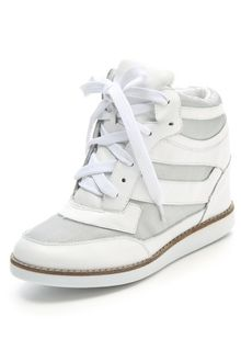 Jeffrey Campbell Gio Hidden Wedge Sneakers - Lyst