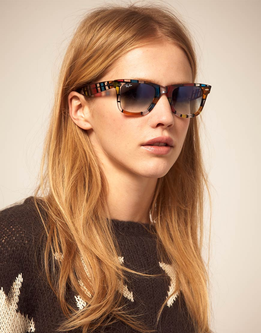 wayfarer sunglasses women