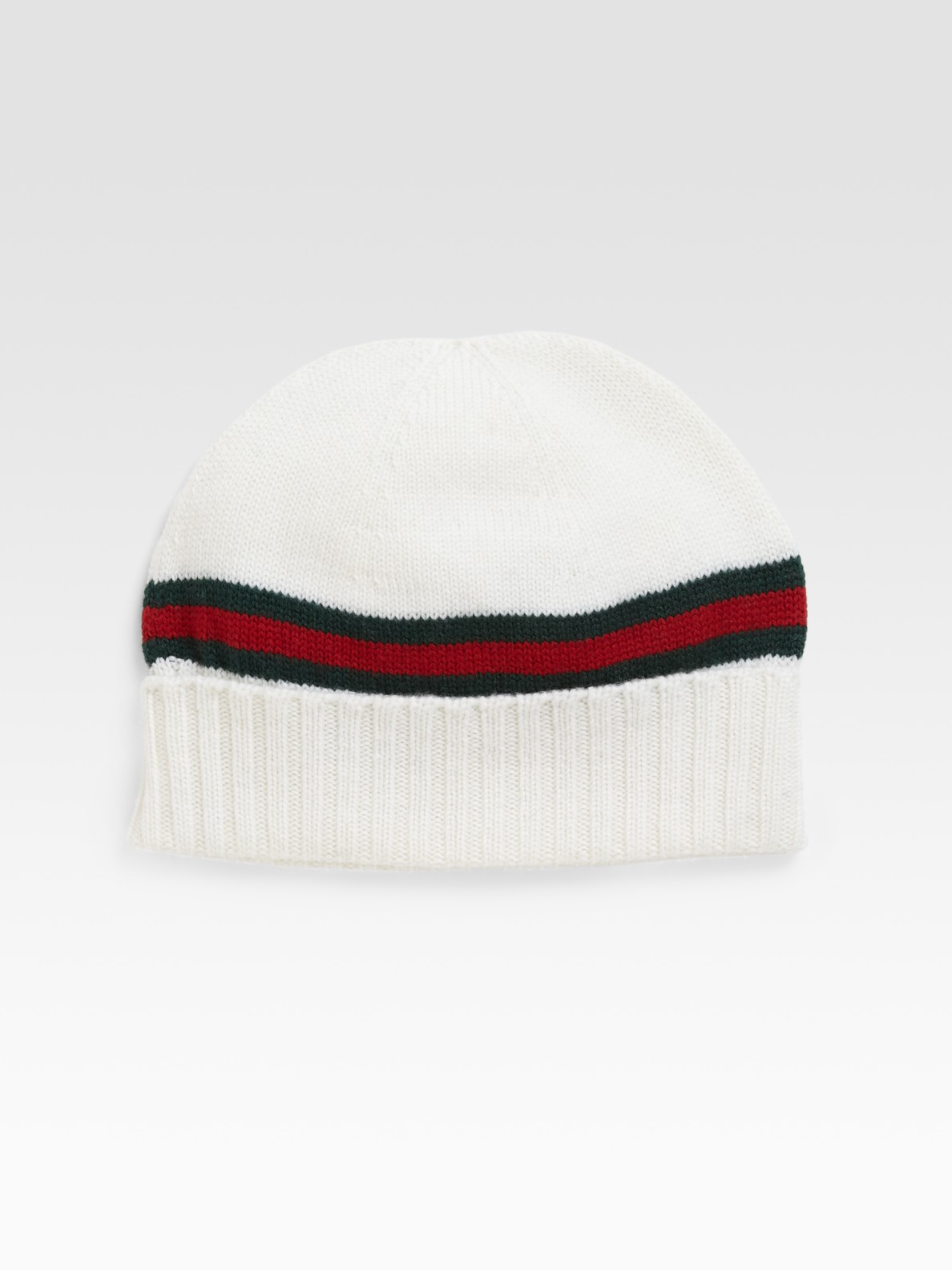 Gucci White Cotton Wide Brim Hat in White | Lyst |White Gucci Hat