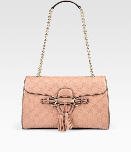 Gucci Emily Medium Shoulder Bag 106