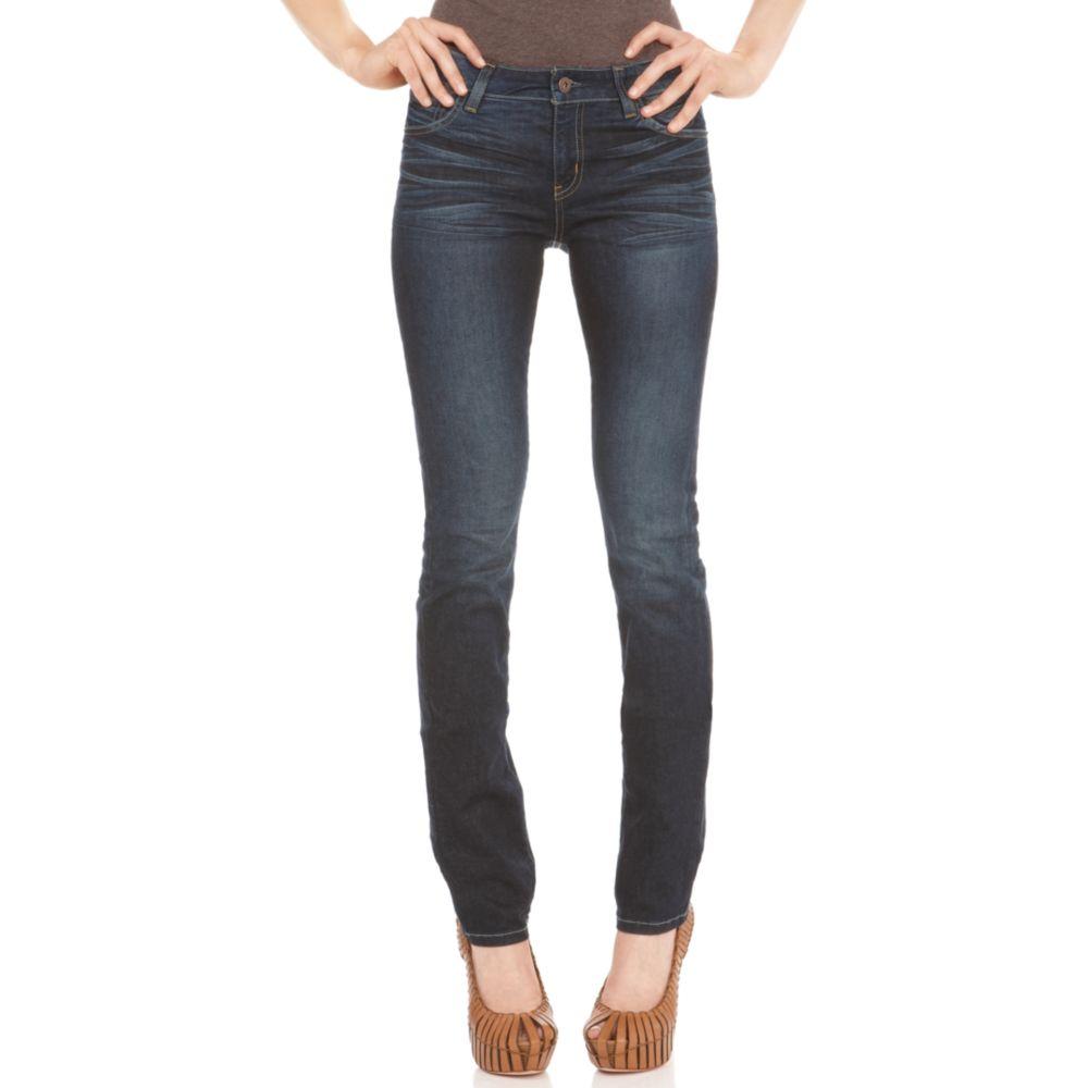 Nicole Cigarette Jeans Guess Jeans | Navy blue | Gomez.plen