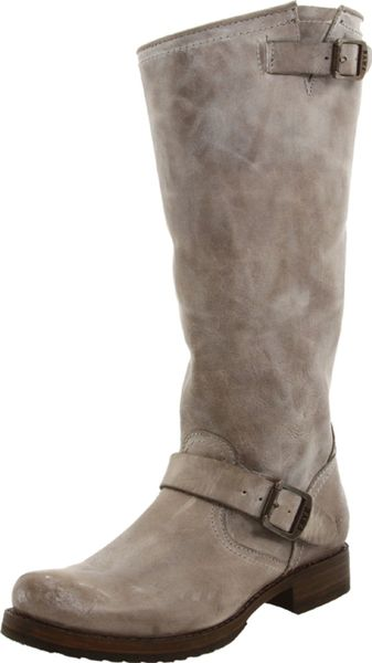 Amazon.com   FRYE Women's Veronica Short Boot   Mid-Calf