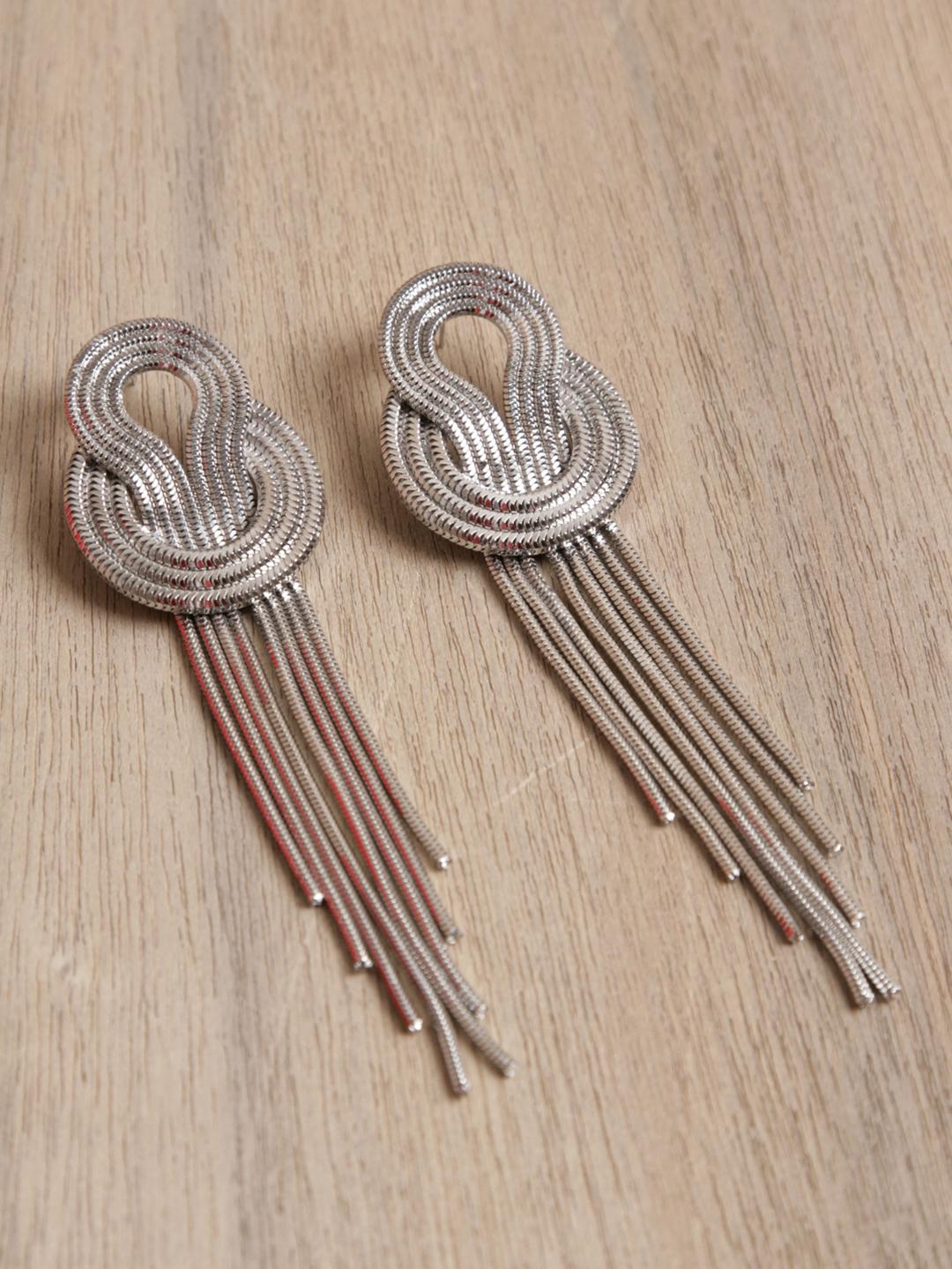 Lara Bohinc Lara Bohinc Womens Saturn Platinum Earrings in ... - photo #49