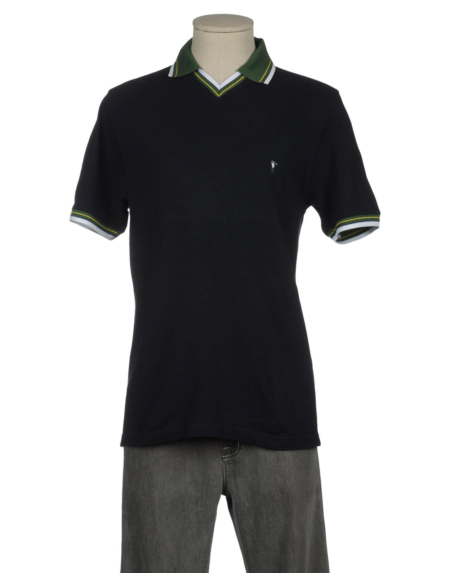 pierre cardin polo shirt in blue for men lyst. Black Bedroom Furniture Sets. Home Design Ideas