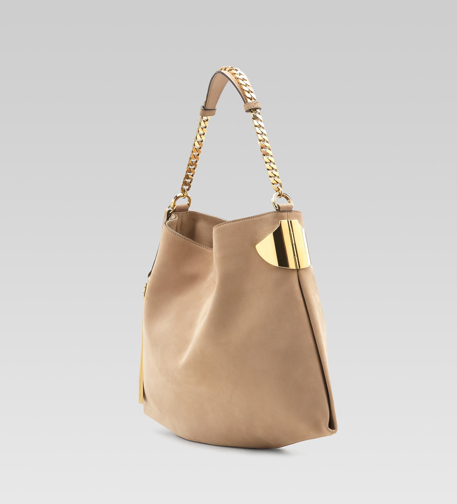 Gucci Gucci Shoulder Bag in Natural : Lyst