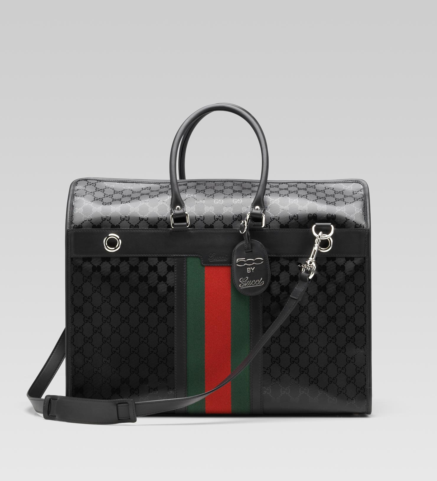 253540a1c1cdbe Gucci Dog Carrier in Black for Men - Lyst