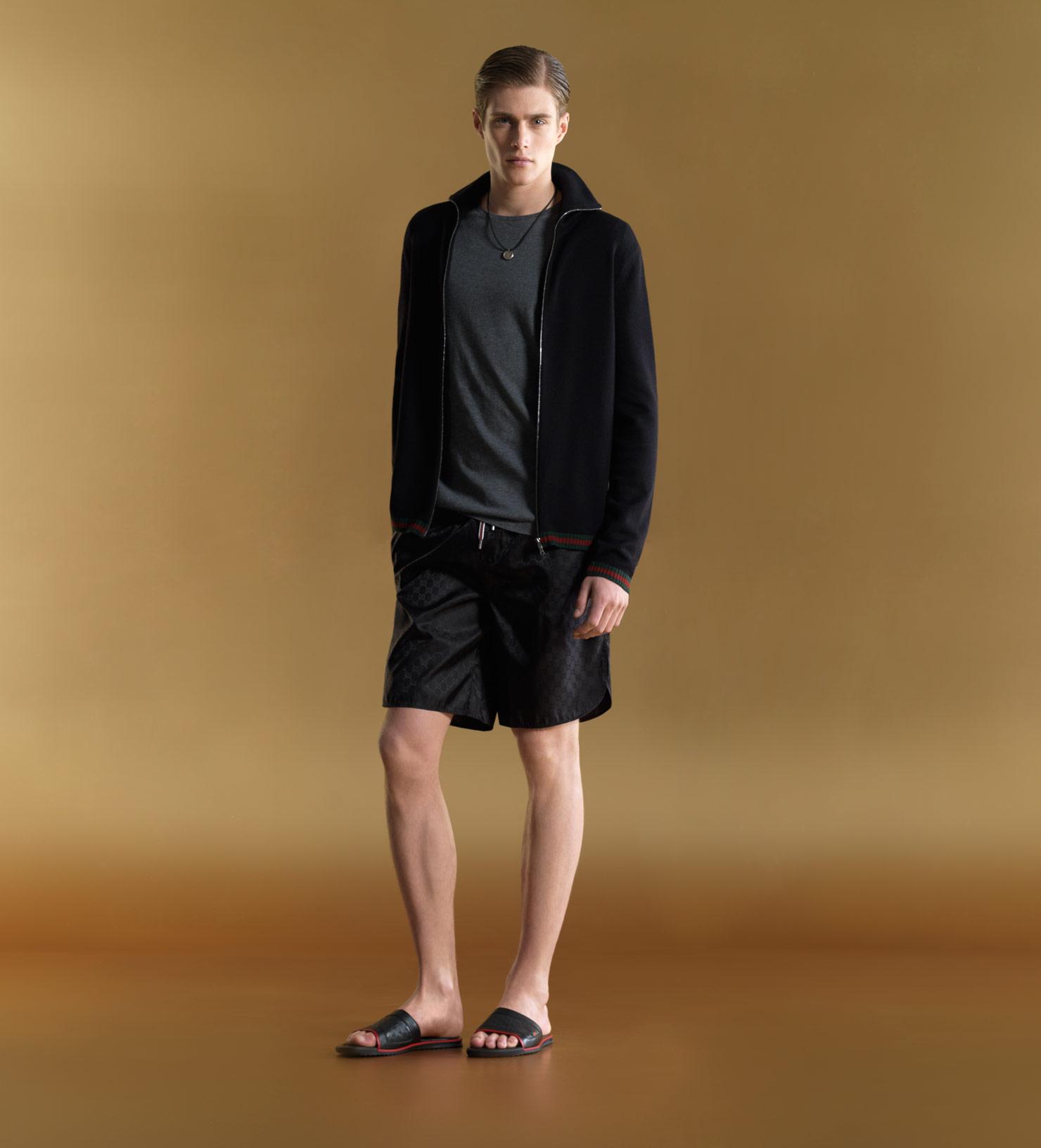 Crest On Men S Clothes