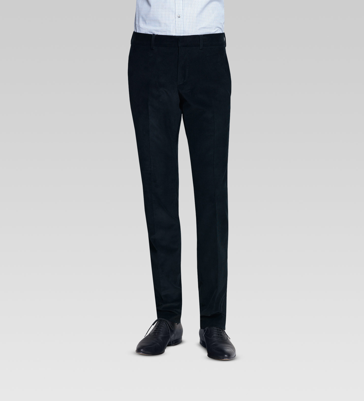 Gucci Formal Pant In Blue For Men | Lyst
