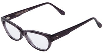 Cutler & Gross Cat Eye Glasses - Lyst