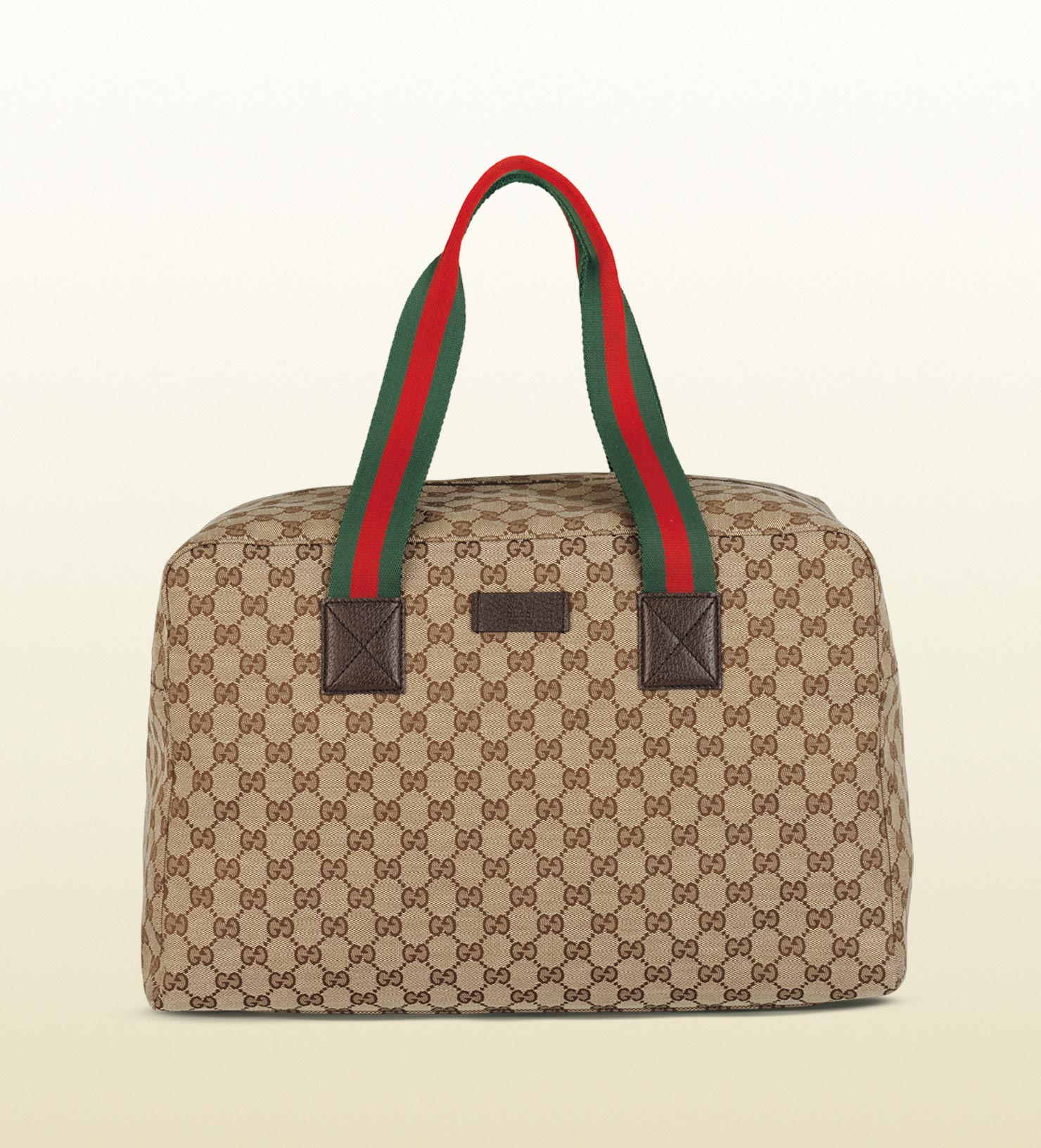 Lyst - Gucci Original Gg Canvas Carry-on Duffle Bag in Natural for Men 9fbb52ff3117e