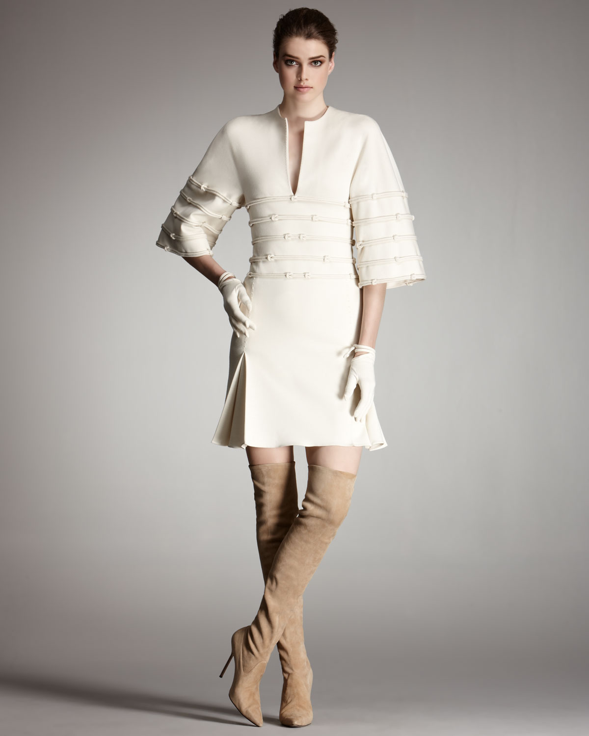 Images of White Dress With Kimono - Get Your Fashion Style