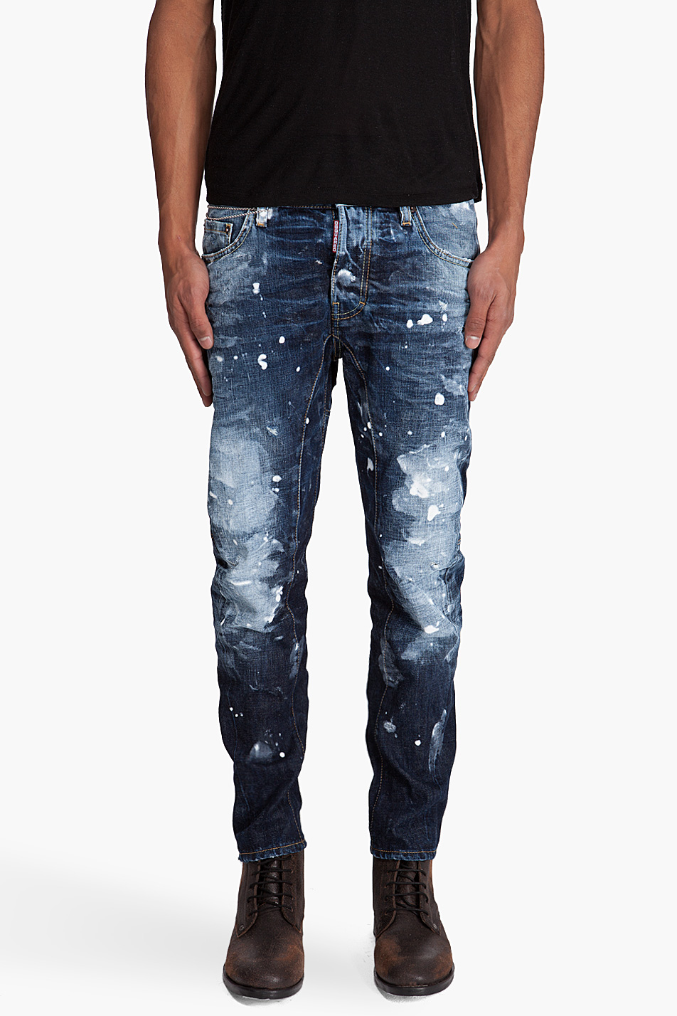 Mens Loose Fit Jeans