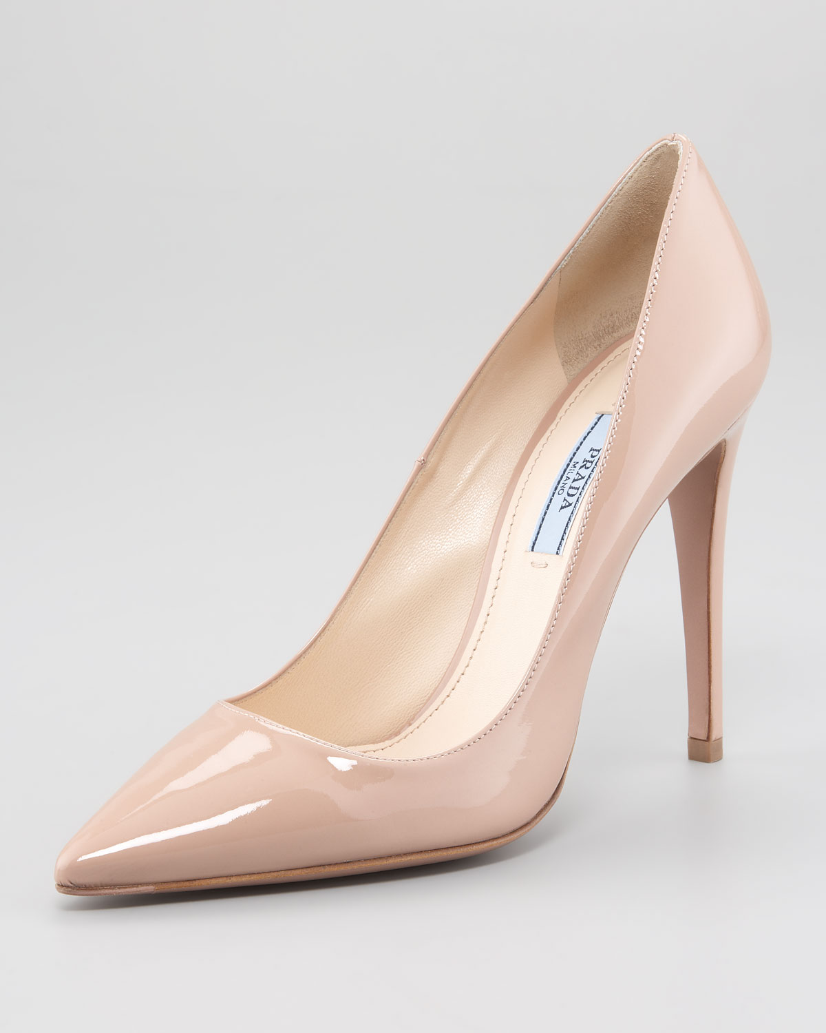 Prada Pointed pumps Clearance Low Shipping picAu