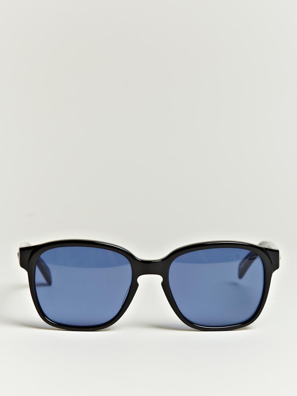 Nonnative Mens Dark Frame Sunglasses in Black for Men | Lyst