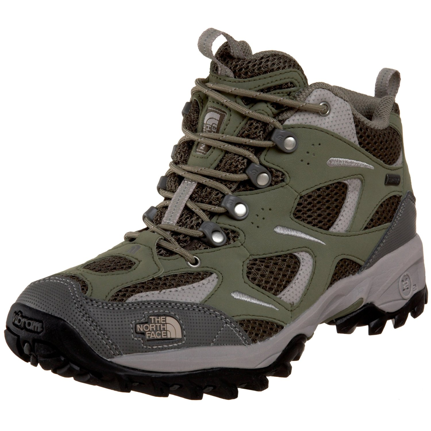 The North Face Ultra Fastpack Mid Gtx Womens Light Hiking Shoes