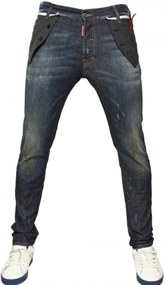 DSquared2 Vest Cool Guy Denim Jeans - Lyst